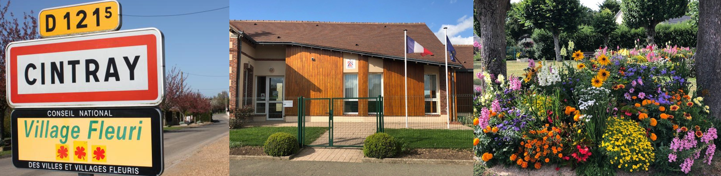 MAIRIE de CINTRAY
